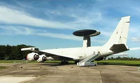 Letoun systému AWACS