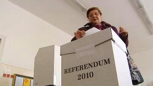Slovenské referendum