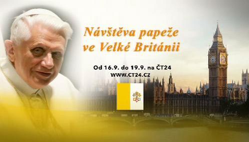 Návštěva Benedikta XVI. v Británii