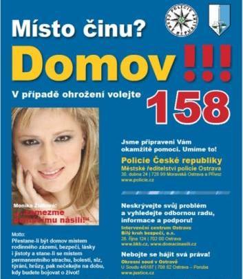 Kampaň proti domácímu násilí