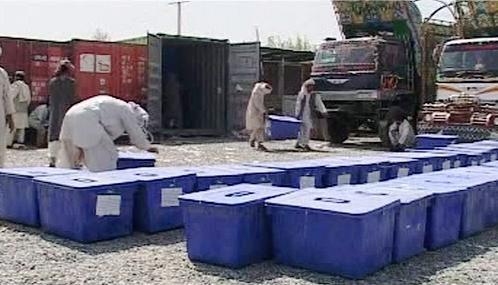 Afghánistán se připravuje na parlamentní volby