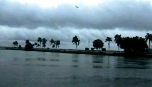 Mexiko se připravuje na příchod hurikánu