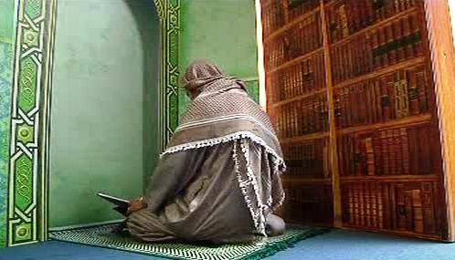 Lepenková mešita má věřícím přinést soukromí