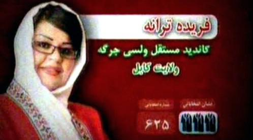 Ženy kandidují do afghánského parlamentu