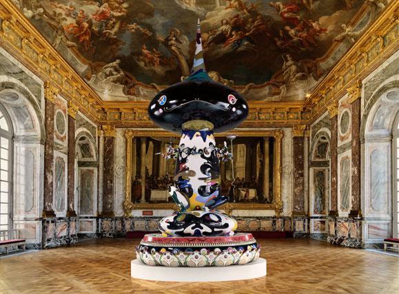 Takashi Murakami ve Versailles