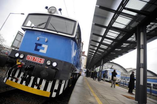 Nové barvy vlaků ČD