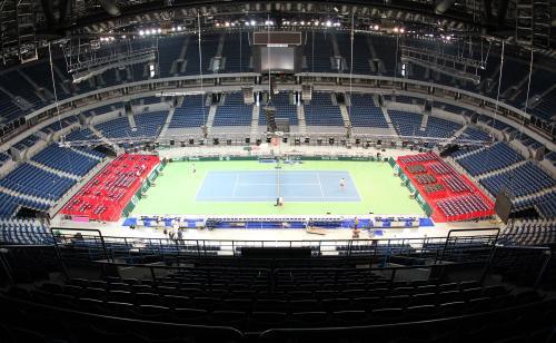 Arena v Bělehradu
