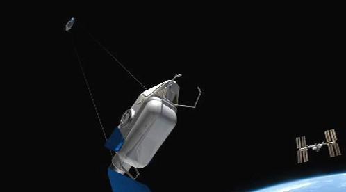 Projekt vesmírného modulu