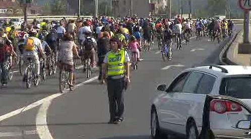 Cyklojízda Prahou