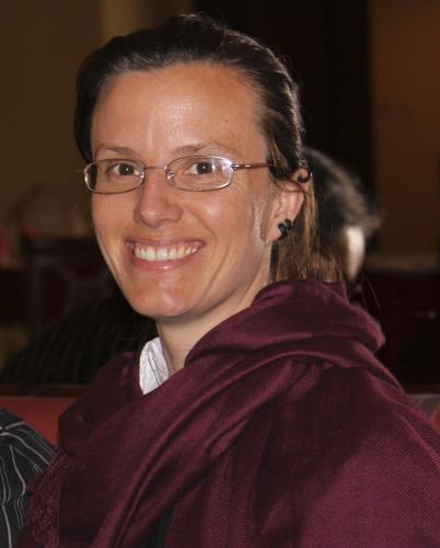 Sarah Shourdová