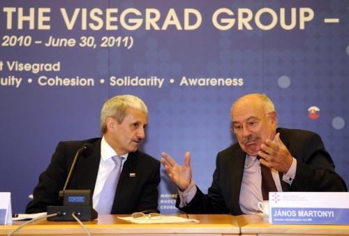 Slovenský a maďarský ministr zahraničí
