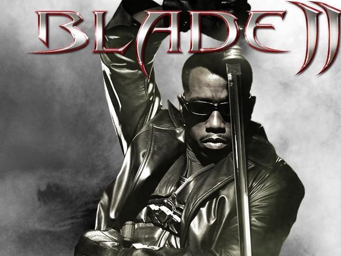 V ČR se točil i Blade II
