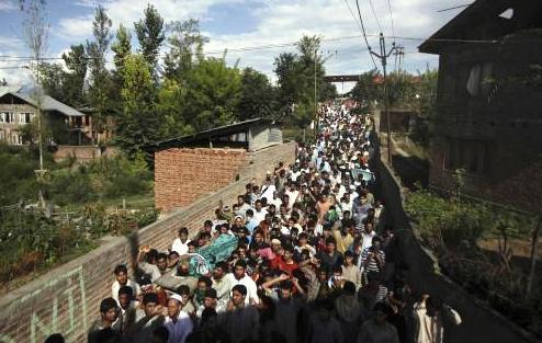 Nepokoje v Kašmíru