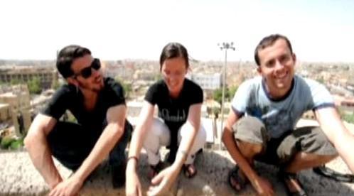 Zadržení Američané v Íránu