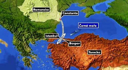 Trasa lodi Struma