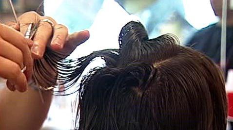 Úprava vlasů