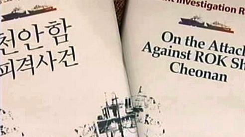Zpráva o příčinách potopení jihokorejské lodi
