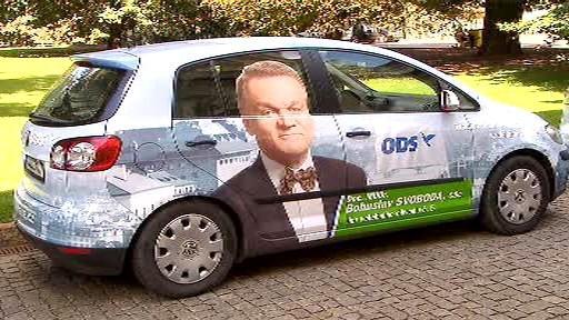 Reklamní kampaň ODS
