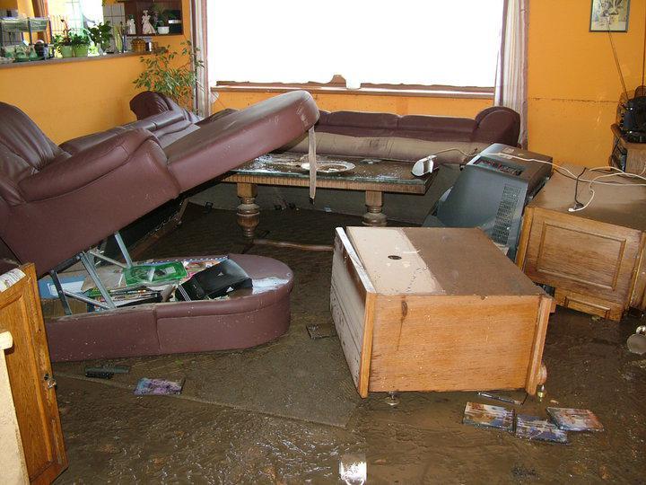 Vyplavený byt