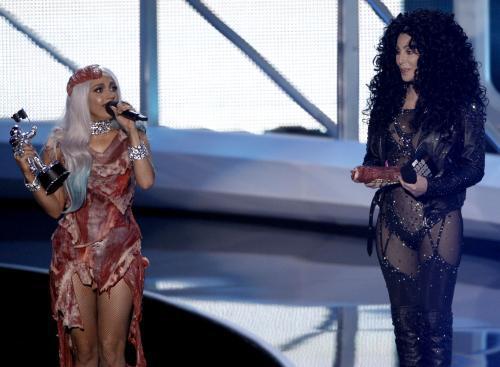 Lady Gaga a Cher