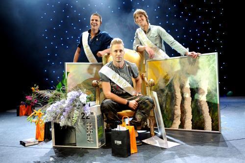 Finále soutěže Gay Man ČR 2010