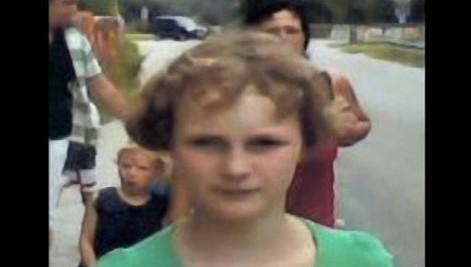 Pohřešovaná 14letá dívka z Táborska
