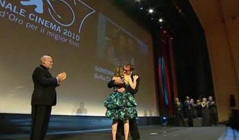 Filmový festival v Benátkách