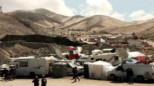 Důl v Copiapo
