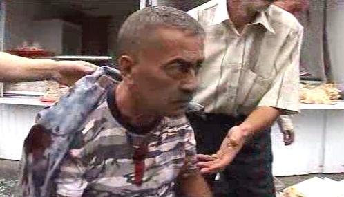 Oběť útoku na tržišti ve Vladikavkazu