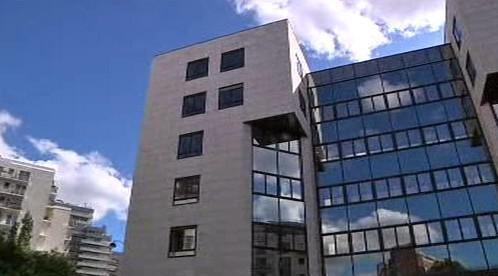 Budova France Telecom