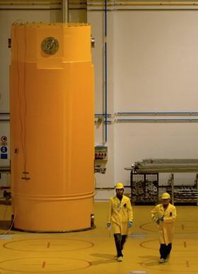 Kontejner pro vyhořelé jaderné palivo