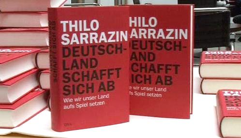 Kontroverzní kniha Thila Sarrazina