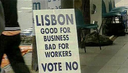 Irské referendum k Lisabonu