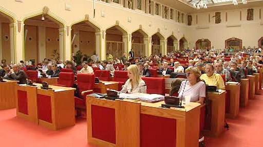 Jednání pražského zastupitelstva