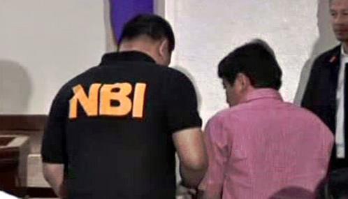 Andal Ampatuan mladší před soudem