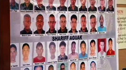 Podezřelí z masakru na Filipínách