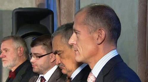 Zdeněk Tůma a Karel Schwarzenberg