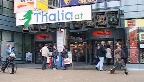 Rakouské knihkupectví Thalia