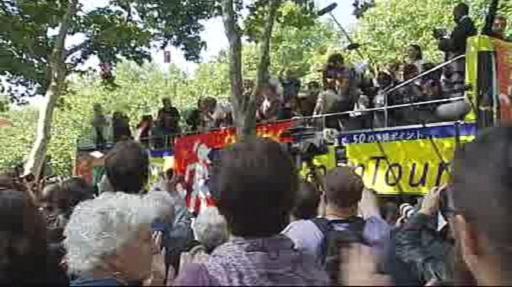 Protesty proti deportacím