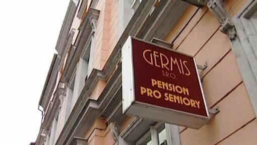 Penzion pro seniory Germis