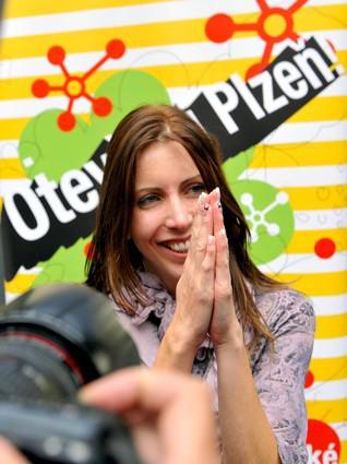 Radost občanů Plzně ze zisku titulu