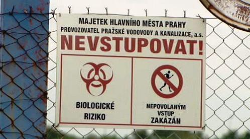 Pražské kanalizace