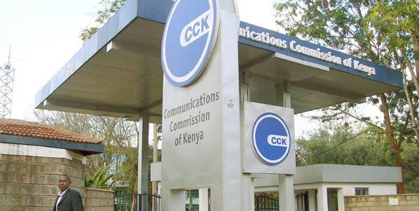 Keňská komise pro komunikaci CCK