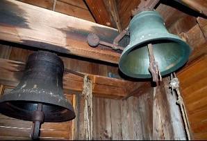 Ukradený zvon (napravo)
