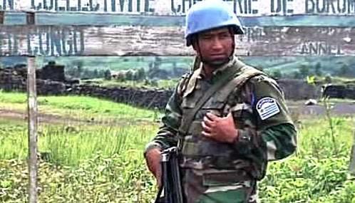 Voják OSN