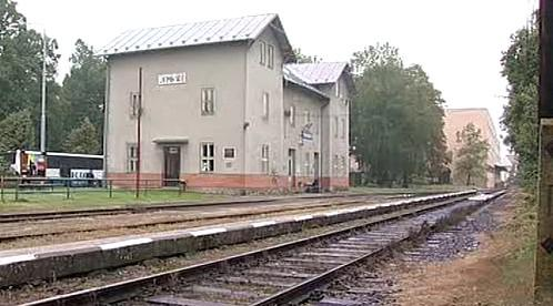 Jemnické nádraží