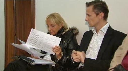 Jaromír Helešic u soudu