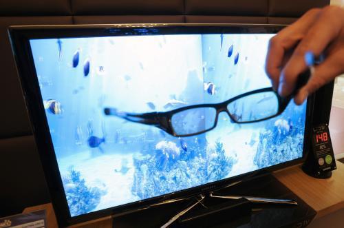 3D televize