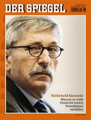 Der Spiegel ke kauze Thila Sarrazina