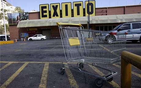 Síť supermarketů Exito